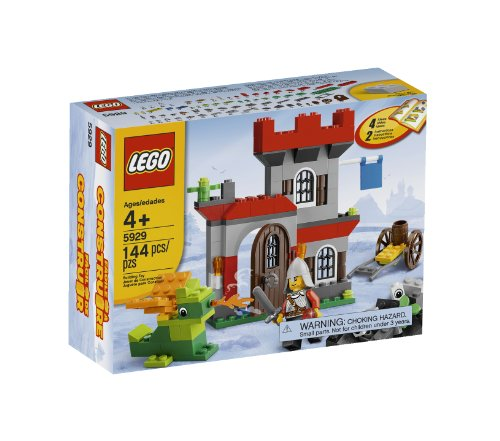 Set 5929 (Lego Castle Instructions)