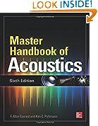 #3: Master Handbook of Acoustics, Sixth Edition