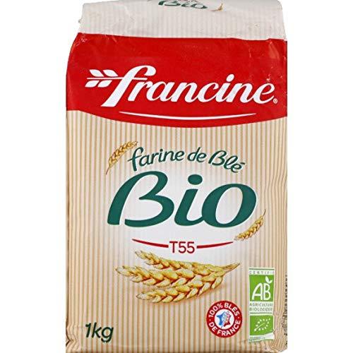 Amazon.com : Francine Farine de Ble Tous Usages - French
