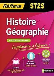 Histoire-géographie ST2S