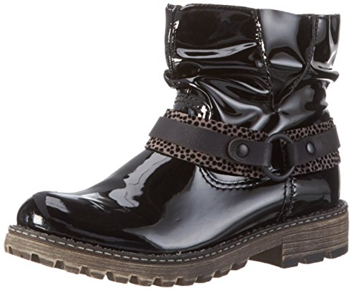 RiekerY6762 - botas Mujer Negro (schwarz/grau/schwarz / 01)