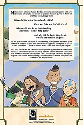 Airbender adventures the last pdf avatar the lost