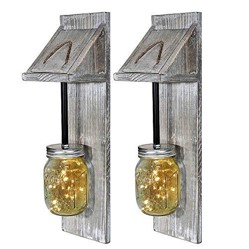 Wooden Garden Lighting in US - 2