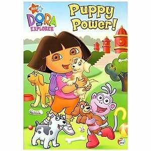 Amazon.com: DORA THE EXPLORER-PUPPY POWER (DVD): Movies & TV
