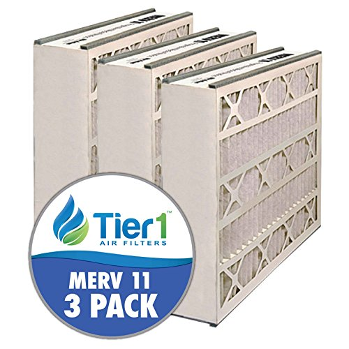 Tier1 16x25x3 Merv 11 Trion / Air Bear / General 259112-101 AB3162511 Comparable AC Furnace Air Fi Merv 11 General Replacement Filter