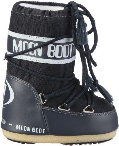 Tecnica Moon Boot Nylon, Botas de Nieve Unisex Adulto Azul (Blue Jeans 64)