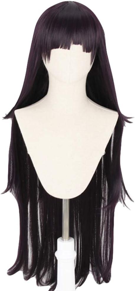 accessori per costume Akamatsu kaede 27,5 XUNMOWEI Parrucca per cosplay e cosplay