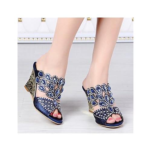 53c1d93f 80% OFF SHUAI&shoes El mejor regalo para mujer y madre Mujer Zapatos  Poliuretano Primavera Verano