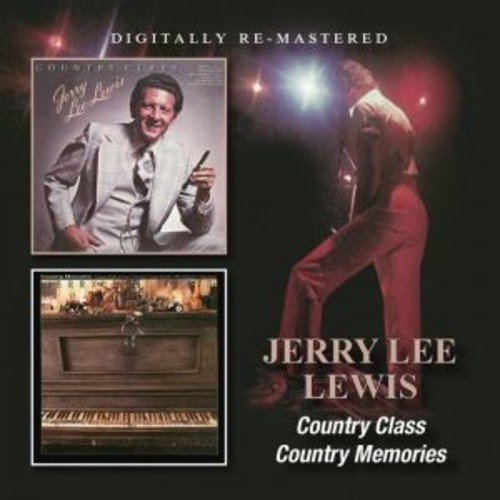 Country Class/Country Memories /  Jerry Lee Lewis ()