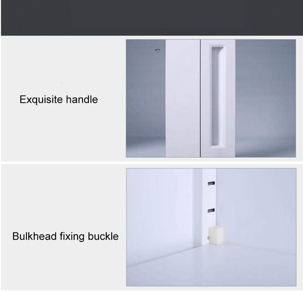 RKRGQ Armarios De Oficina Archivador Archivador Lateral De Cajones Adecuado para Oficina En Casa (Color : White): Amazon.es: Hogar