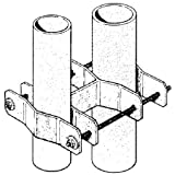 Sinclair - CLAMP134HD - Pipe to Pipe Clamp Set