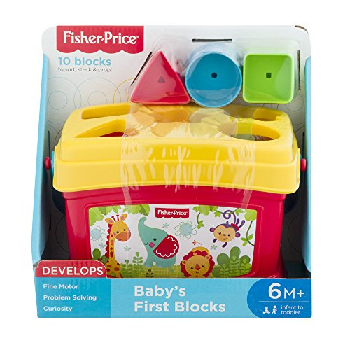 fisher price babies first blocks - 8