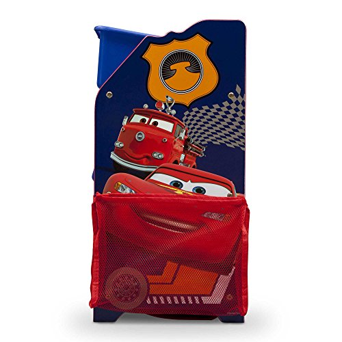 Good Delta Children Disney Cars 9 Bin Plastic Toy Storage Organizer