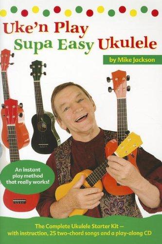 Uke'n Play Supa Easy Ukulele -