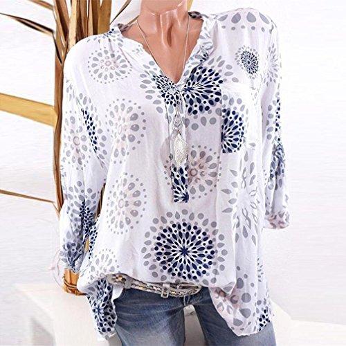White Camicia HLHN HLHN Donna Donna Camicia vOqXF4w6q