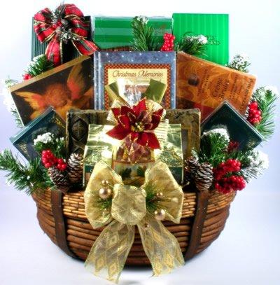 Gift Basket Village A Christian Christmas Gift Basket