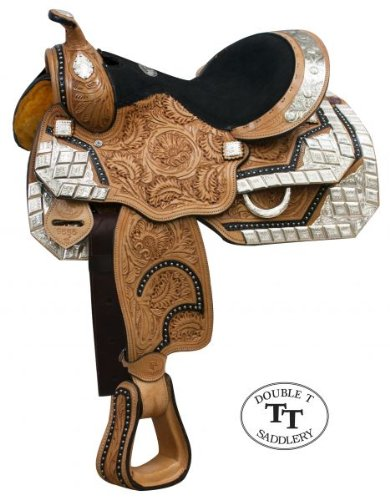 Youth Show Saddle (13