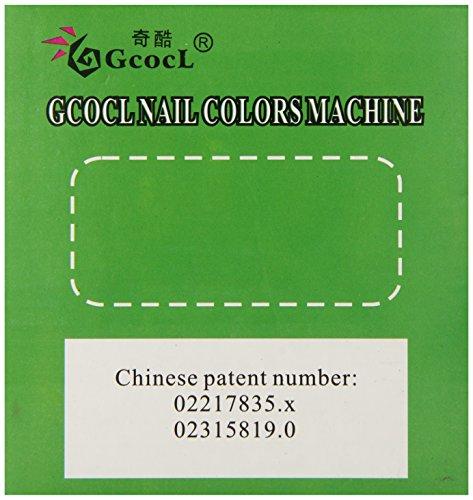 FDL DIY Printing Nail Art Stamper Kit Printer Machine