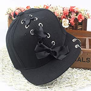zhuzhuwen Childrens New Hat Fashion Wild Parent-Child Rivet Cap ...