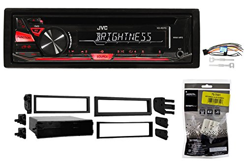 JVC CD Player Receiver Stereo w/ MP3/WMA/Aux For 2004-2013 Mitsubishi Galant