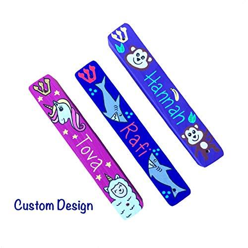 - Custom Designed and Personalized Mezuzah, Jewish Gifts