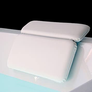 Amazon.com: GORILLA GRIP Original Spa Bath Pillow Features Powerful on luxury master bathroom designs, luxury bathroom tubs, luxury hotel bathroom, luxury bathroom suites, luxury bathroom showers, luxury bathroom faucets, luxury bathroom vanity cabinets,