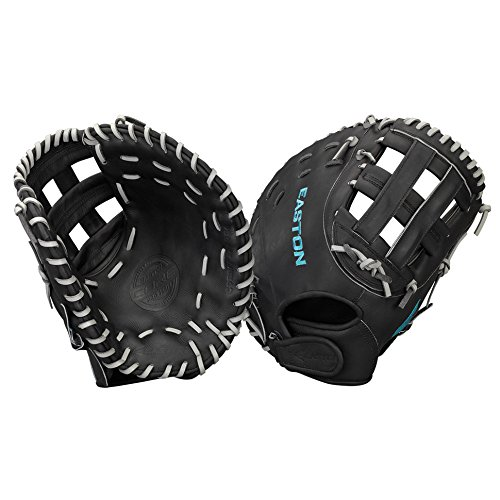 Easton Core Fastpitch Series COREFP3000BKGY Right Hand Throw 13 in 1B (Diamond Fielders Glove)