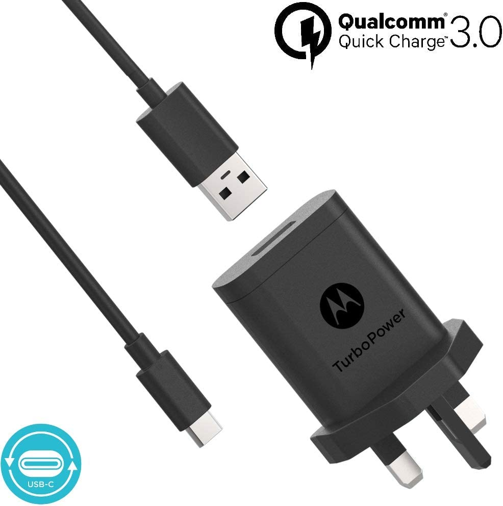 Motorola Original TurboPower 18W QC3.0