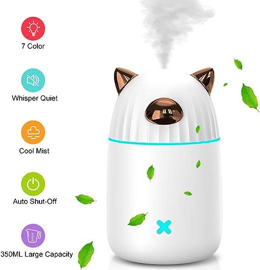China Cartoon Series Best Spray Air Humidifier for Dry Air