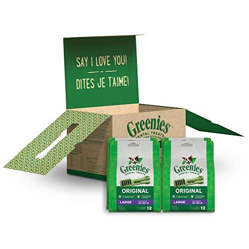 Greenies Treats Original Large Dental
