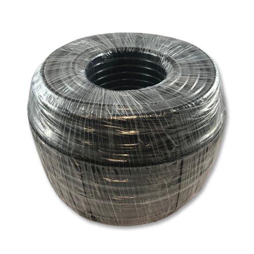 THCity Flexible Vinyl Tubing - Black - 3/4'' ID - 300 Ft Roll
