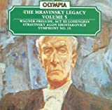 Sinfonie 15/Agon/Lohengrin de Mravinsky