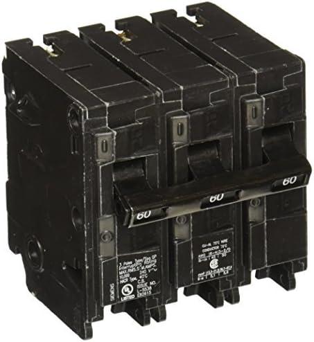 Siemens Q315 15-Amp 3 Pole 240-Volt 10-Kaic Circuit Breaker Siemens HI