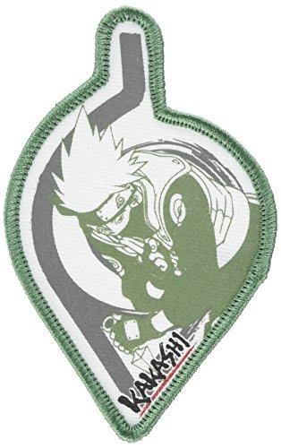 Naruto Kakashi Leaf Village Patch Miniature Novelty Toys,,