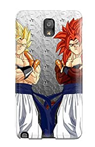 Ideal Michael paytosh Case Cover For Galaxy Note 3(vegito And Gogeta ), Protective Stylish Case