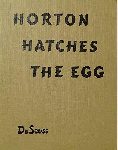 SEUSS DOLLHOUSE SCALE 1:12 SCALE MINIATURE BOOK HORTON HATCHES THE EGG 1940 DR