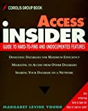 Access Insider, Margaret L. Young, 0471304301
