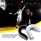 SWQ Sports Mouth Guard Gum Shield Mouth Guard