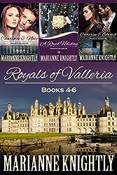 Royals of Valleria Boxed Set (Books 4-6)