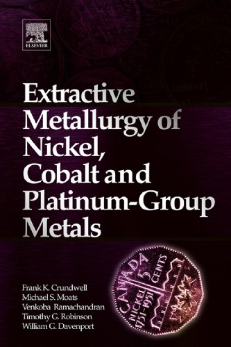 Extractive Metallurgy of Nickel, Cobalt and Platinum Group Metals - Platinum Nickels