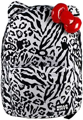 Personalized Sanrio Hello Kitty Zebra Leopard Print 16