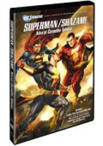 Superman/Shazam!: Navrat cerneho Adama (Superman/Shazam!: The Return of Black Adam)