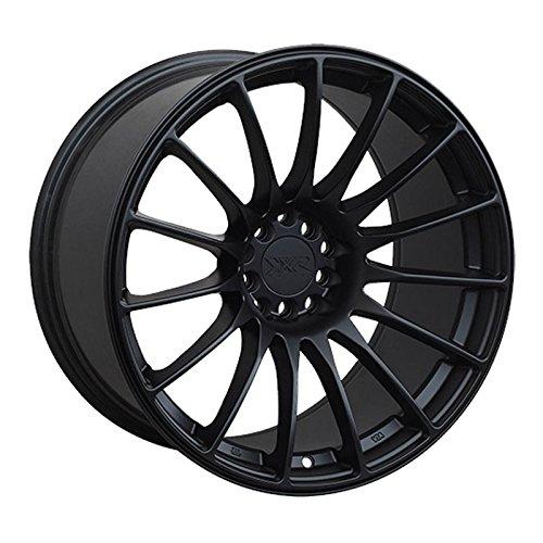 XXR Wheels 550 Black Wheel with Painted Finish (16x8.25