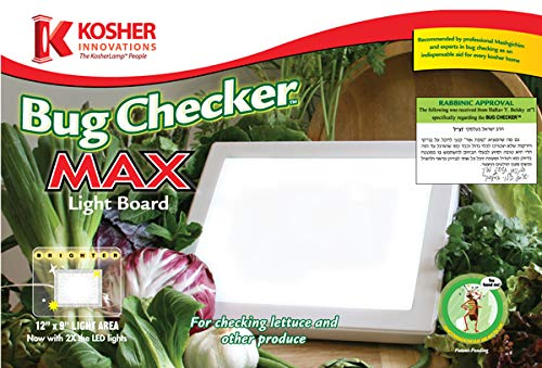 Kosher Innovations Bug Checker Max Light Board by Kosher Innovations