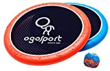 #8: Mini Ogodisk Super Disk Set - Outdoor Family Camping Game for Kids, Adults, and Couples