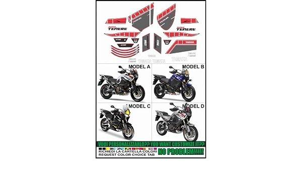 Emanuel & Co XT 1200 Z Super TENERE World Crosser 2014-2018: Amazon.es: Coche y moto