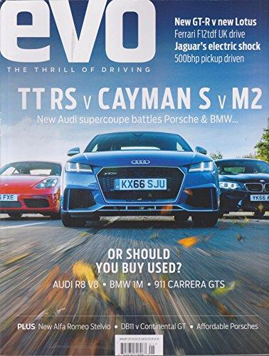 Evo Magazine January 2017