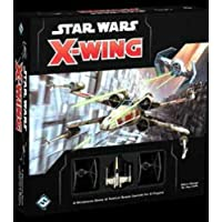 Star Wars Fantasy Flight X-Wing Second Edition Game Core Set