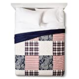 quilts americana - Threshold™ Americana Patchwork Quilt - KING