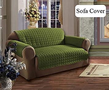 Amazon.com: Elegante Protector De Muebles De Microfibra ...